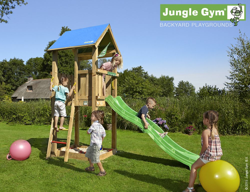 jungle gym castle 1